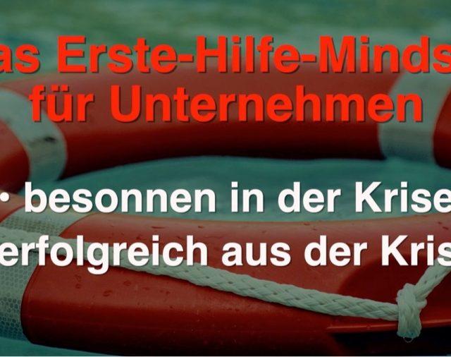 Wollen Sie noch handlungsfähiger in der Krise werden? www.corona-training.de