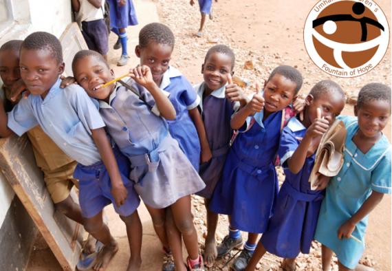 Der Umhambi Children's Fountain of Hope - Bereits mit wenig viel Gutes tun!